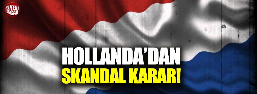 Hollanda, Ermeni tasarısını kabul etti