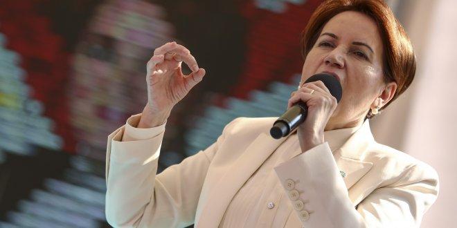 Meral Akşener İzmir'de