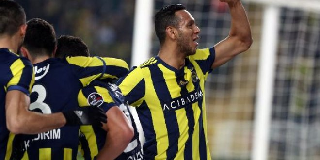 Fenerbahçe-Alanyaspor 3-0 (Maç özeti)