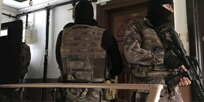 IŞİD'in 5.adamı Türkiye'de yakalandı
