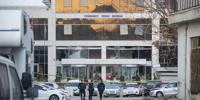 Vergi dairesi patlamasının ayrıntıları ortaya çıktı