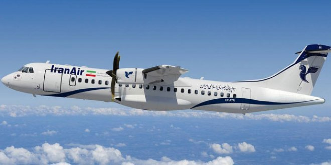 İran'da yolcu uçağı düştü: 66 kişi öldü