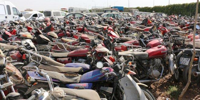El konulan araçların otopark ücretleri kendi değerini aştı