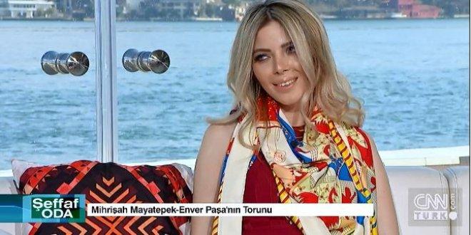Enver Paşa'nın torunu: Babam Atatürk'ü çok severdi