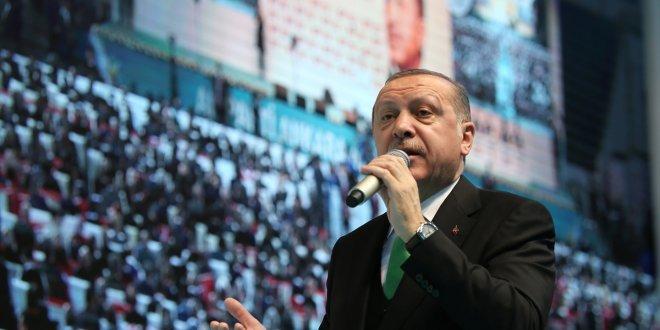 """Erdoğan: """"Bir değil, iki değil, üç değil hep aldatıldık"""""""