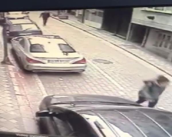 Zeytinburnu'ndaki saldırgan yakalandı