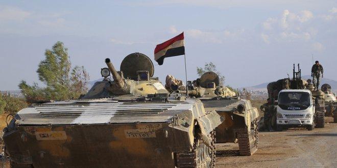 Suriye ordusu Afrin'e giriyor iddiası