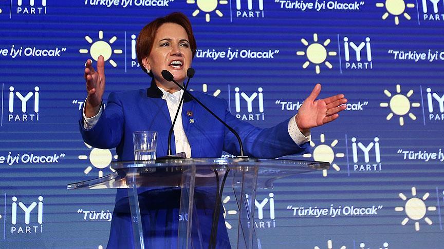 300 siyasetçiyle görüşen Akşener'den önemli mesajlar