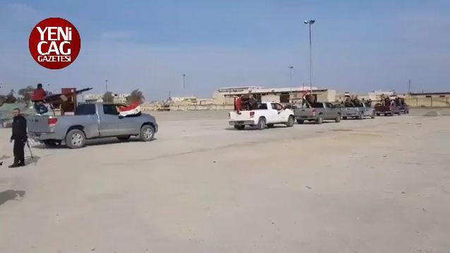 YPG'den Rus ajansa açıklama