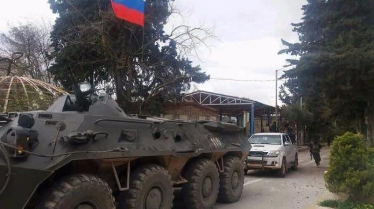 Rusya'nın Suriye'deki ateşkes izleme merkezine saldırı