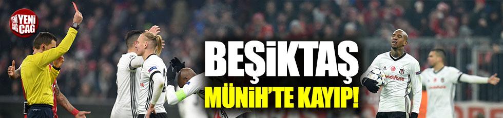 Beşiktaş farklı yenildi