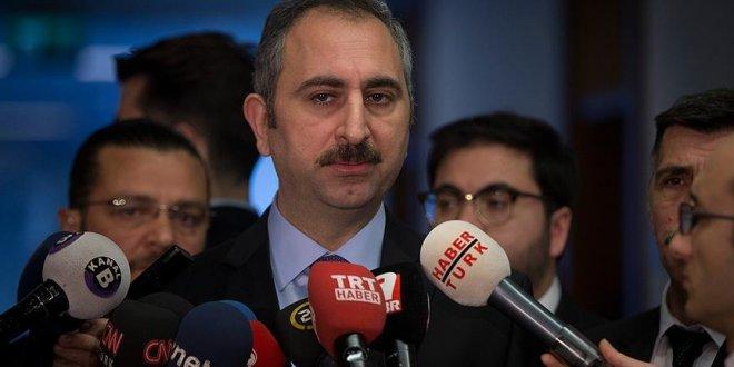Adalet Bakanı'ndan kimyasal hadım açıklaması