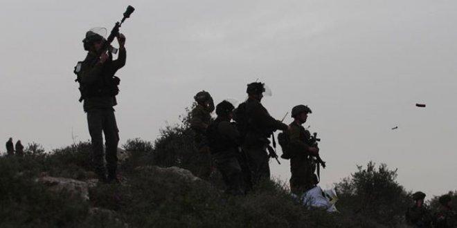 İsrail askerinden 20 Filistinliye gözaltı