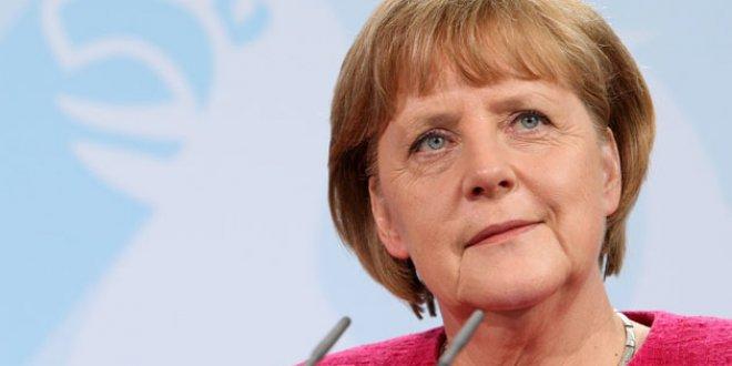 Merkel'in partisinden skandal Afrin çıkışı