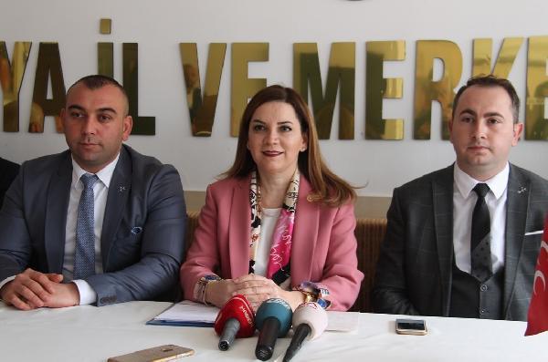 MHP'li Arzu Erdem: Hadım şart