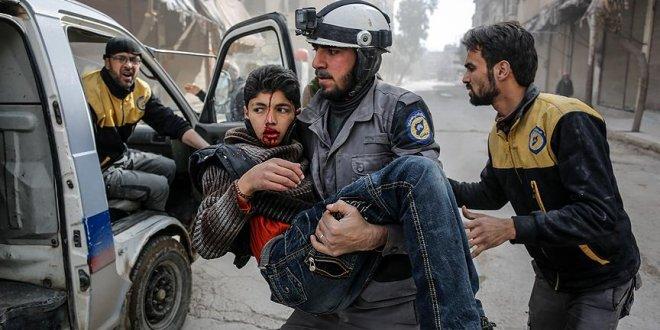 BM'den Doğu Guta için acil ateşkes çağrısı