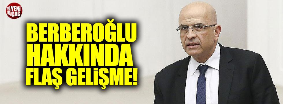 Savcı, Berberoğlu hakkında verilen karara itiraz etti