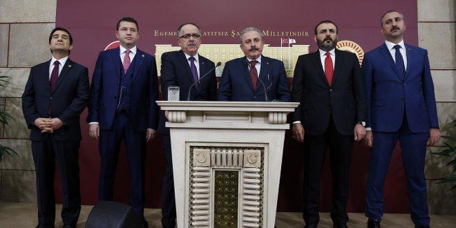 "CHP'den Meclis'e sunulan ""ittifak teklifine"" tepki"