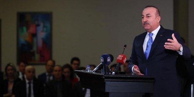 """Çavuşoğlu: """"Kimse endişe etmesin"""""""