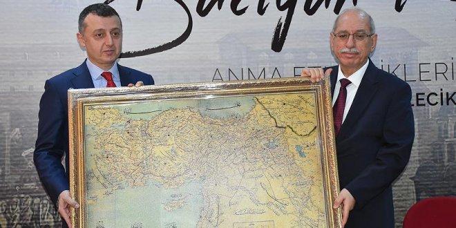 'Osmanlı Atlası' yeniden hazırlanıyor