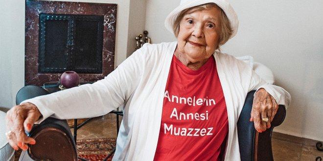 Cumhuriyetin kızı Müyesser'in annesi...