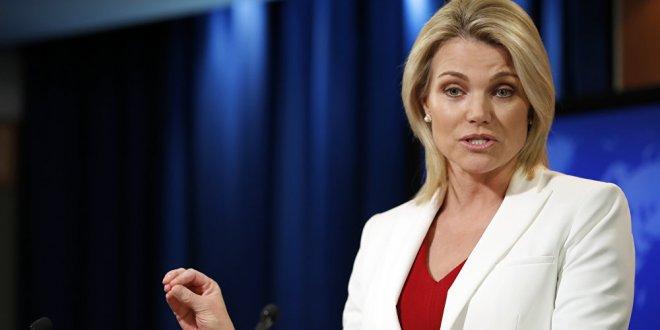 """ABD: """"Birlikte çalıştığımız grupların Afrin'e doğru gittiğini görüyoruz"""""""