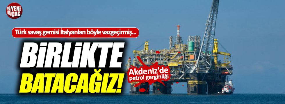 Akdeniz'de petrol gerginliğinin ayrıntıları ortaya çıktı