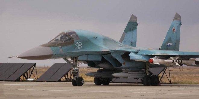 Rusya: Suriye'de 200 yeni silah denedik