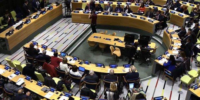 Türkiye, BM'de mülteci sorununu konuştu