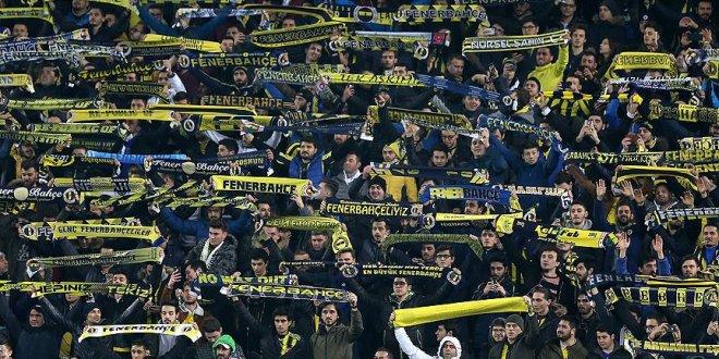 Fenerbahçe seyircisi Beşiktaş'ı geçti!