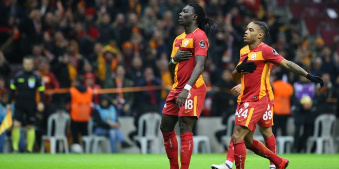 Galatasaray 5-0 Bursaspor / Maç özeti