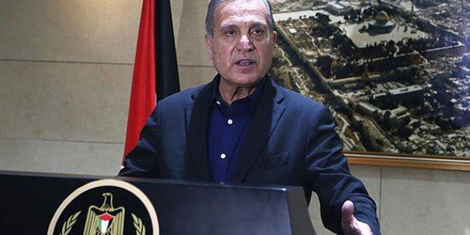 Filistin'den ABD'ye sert tepki