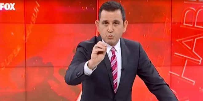 """Fatih Portakal: """"e-Devlet'ten baktım Yörüğüm, Türkmenim"""""""
