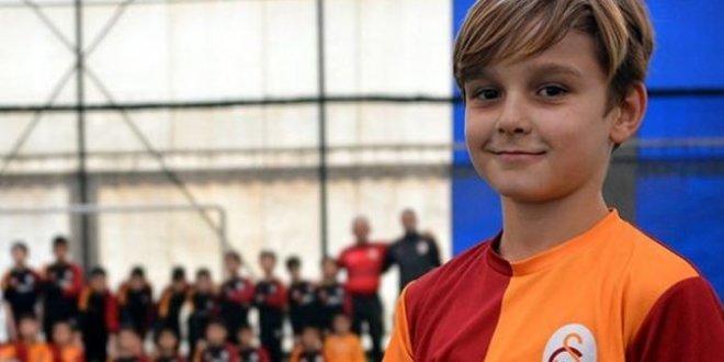 Galatasaray'ın en küçük transferi