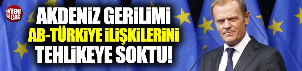 Akdeniz'dekikriz, AB-Türkiye zirvesini tehlikeye soktu