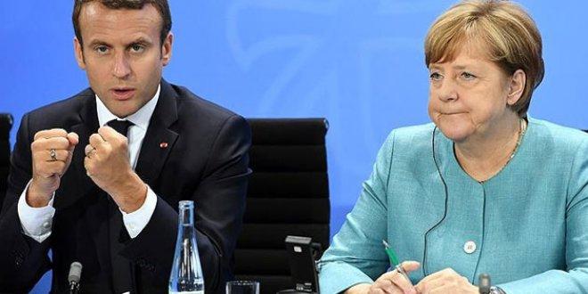 Merkel ve Macron, Putin ile görüşecek