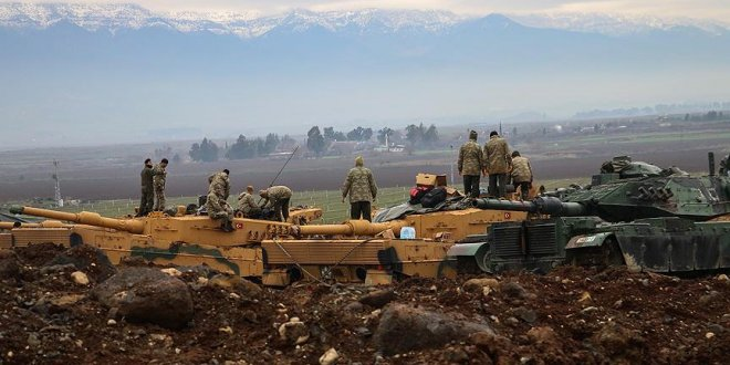 Zeytin Dalı Harekatı'nda 37. gün: 2021 terörist öldürüldü!
