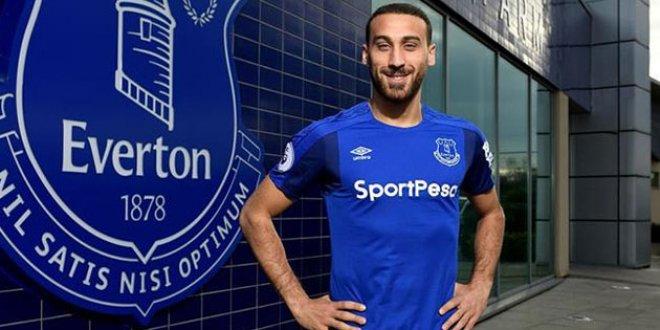 Everton'dan Türkçe Twitter hesabı