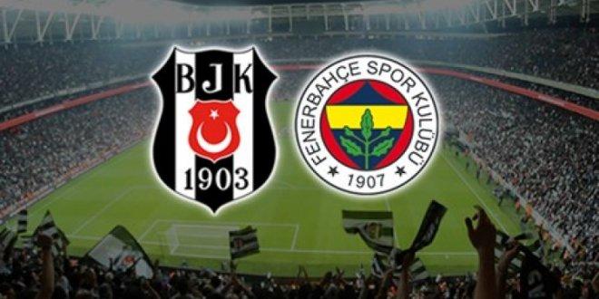 Beşiktaş-Fenerbahçe muhtemel 11'leri