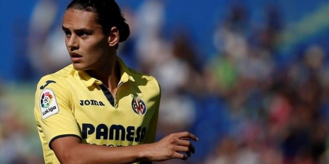 Enes Ünal, Villarreal'i kurtardı!