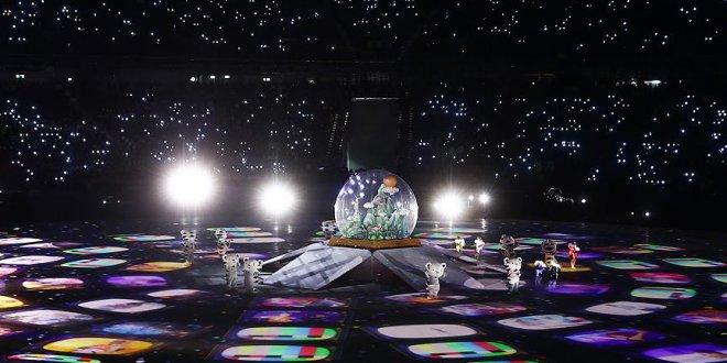 PyeongChang 2018 sona erdi
