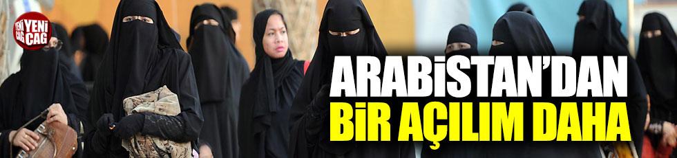 Arabistan'dan kadınlara askerlik açılımı