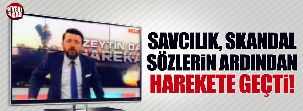 Akit TV sunucusu Ahmet Keser'e soruşturma