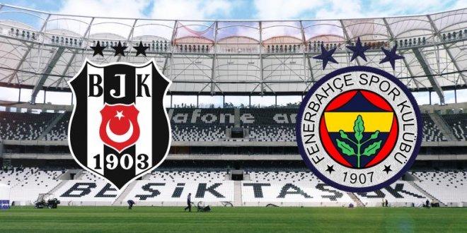Beşiktaş-Fenerbahçe maçı hangi kanalda, saat kaçta?
