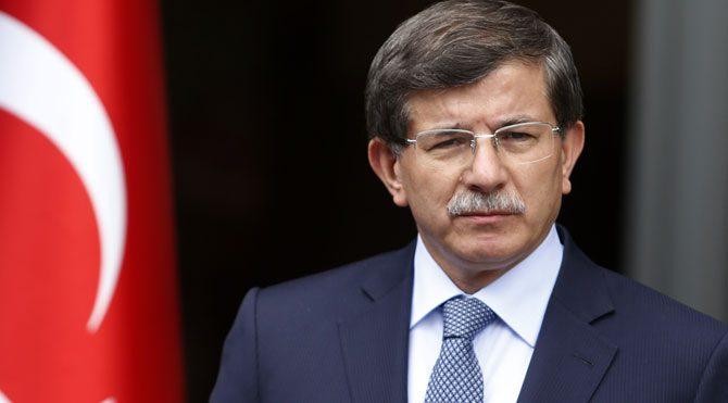 Cumhurbaşkanı Başdanışmadnı Davutoğlu'nu hedef aldı
