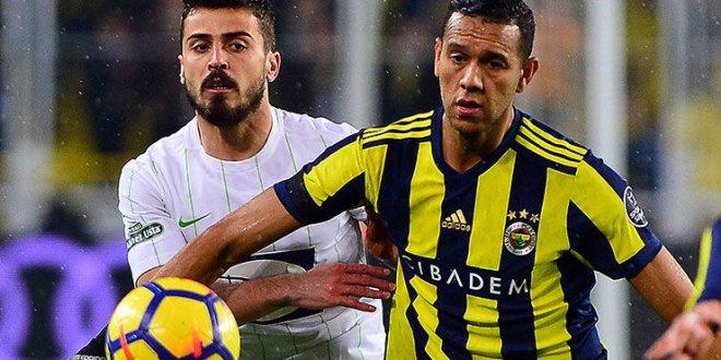 Fenerbahçe - Akhisarspor 2-3 (Maç özeti)