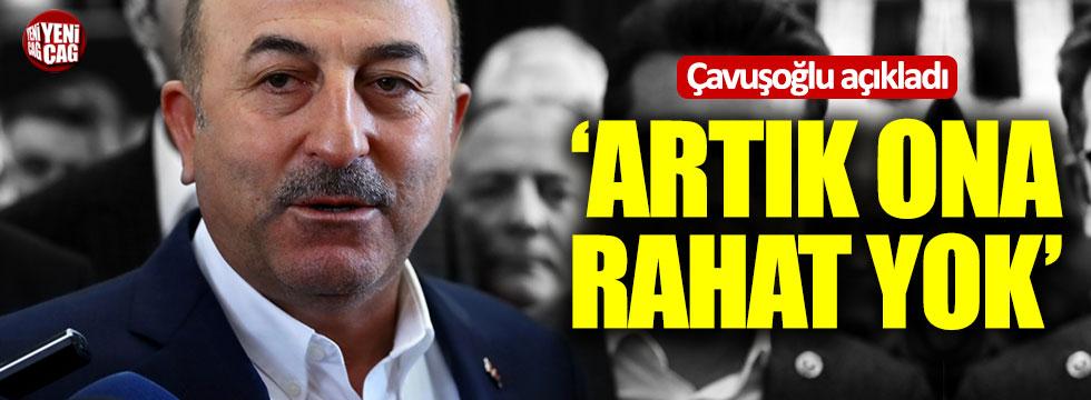 Mevlüt Çavuşoğlu: Salih Müslim'e artık rahat yok