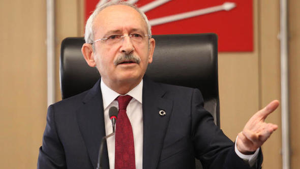 Başsavcılıktan CHP liderine cevap