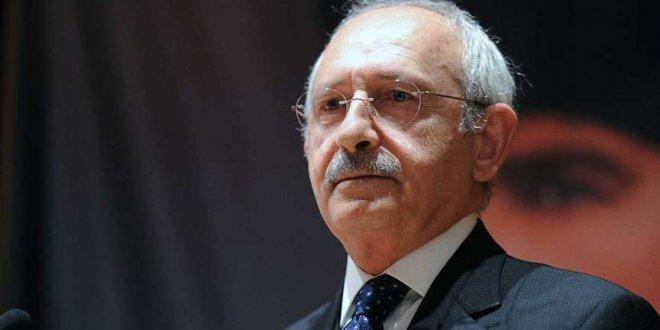 Kılıçdaroğlu'ndan 'Muhsin Yazıcıoğlu' mesajı