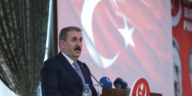 """Destici: """"Türk bayrağı gün gelir yine Atina semalarında dalgalanır"""""""